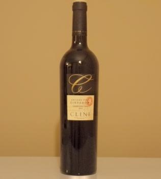 Cline Cellars Ancient Vines Zinfandel Bottle