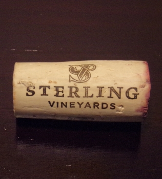 Sterling Napa Valley Cabernet Cork