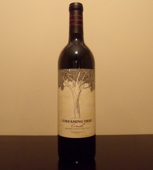 Dreaming Tree Crush Red Blend Bottle