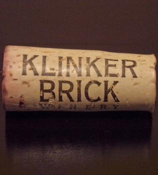 Klinker Brick Old Vine Zinfandel Cork